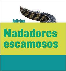 Cover: Nadadores escamosos (Scaly Swimmers): Cocodrilo (Crocodile)