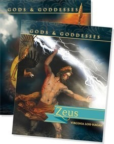 Cover: Gods and Goddesses of the Ancient World