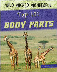 Cover: Top 10: Body Parts