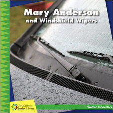 Cover: Mary Anderson and Windshield Wipers