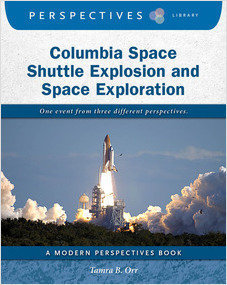 Cover: Columbia Space Shuttle Explosion and Space Exploration