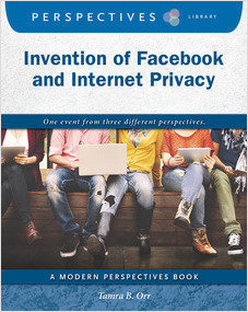 Cover: Invention of Facebook and Internet Privacy