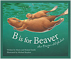 Cover: B is for Beaver: An Oregon Alphabet
