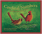 Cover: Cardinal Numbers: An Ohio Counting Book