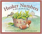 Cover: Husker Numbers: A Nebraska Number Book