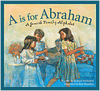 Cover: A is for Abraham: A Jewish Family Alphabet