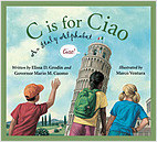 Cover: C is for Ciao: An Italy Alphabet