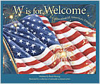 Cover: W is for Welcome: A Celebration of America's Diversity