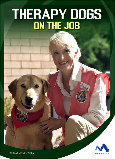 Cover: Therapy Dogs on the Job