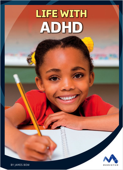 Cover: Life with ADHD