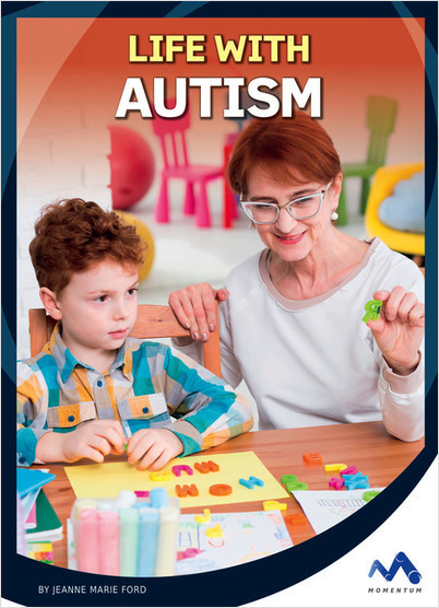 Cover: Life with Autism