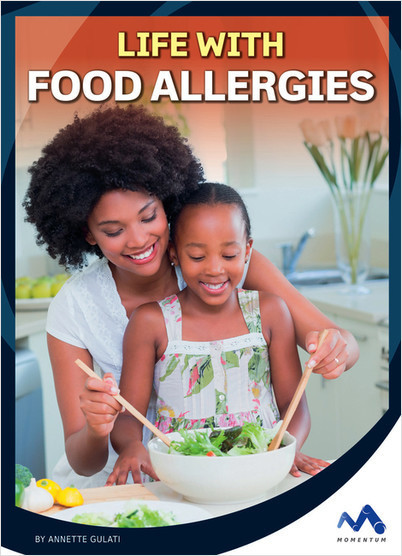 Cover: Life with Food Allergies