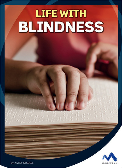 Cover: Life with Blindness