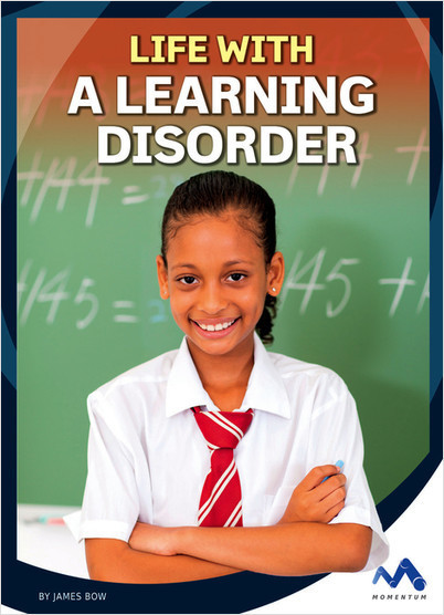 Cover: Life with a Learning Disorder