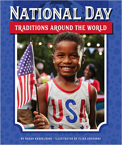 Cover: National Day Traditions around the World