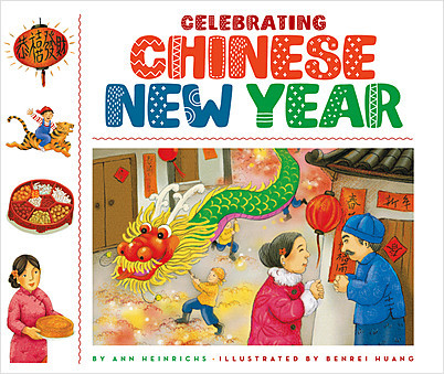 Cover: Celebrating Chinese New Year