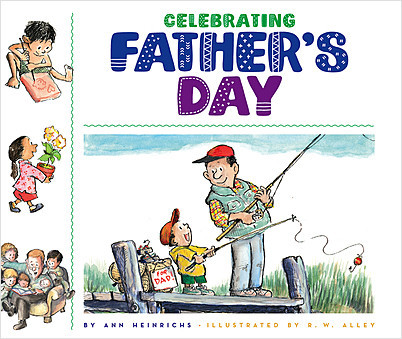 Cover: Celebrating Father's Day