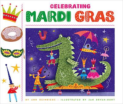 Cover: Celebrating Mardi Gras