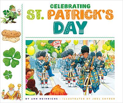 Cover: Celebrating Saint Patrick's Day