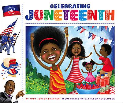 Cover: Celebrating Juneteenth