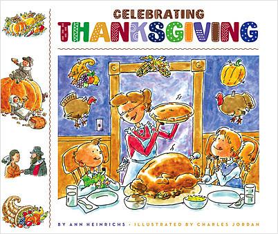 Cover: Celebrating Thanksgiving