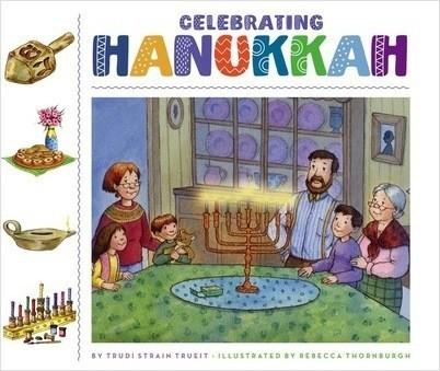 Cover: Celebrating Hanukkah