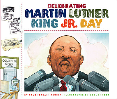 Cover: Celebrating Martin Luther King Jr. Day