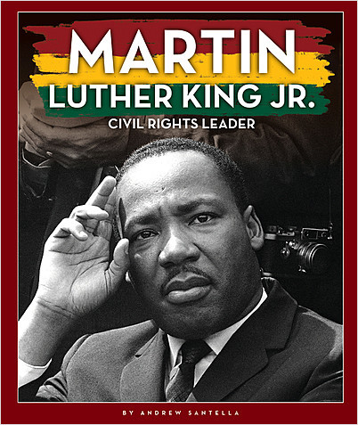 Cover: Martin Luther King Jr.: Civil Rights Leader