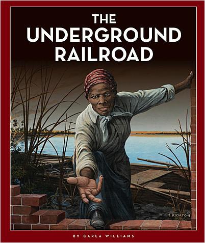 Cover: The Underground Railroad