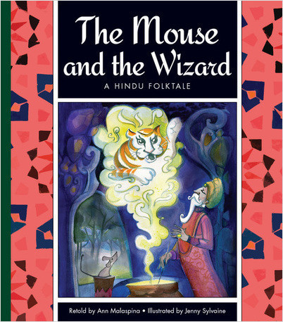 Cover: The Mouse and the Wizard: A Hindu Folktale