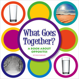 Cover: What Goes Together?: A Book about Opposites