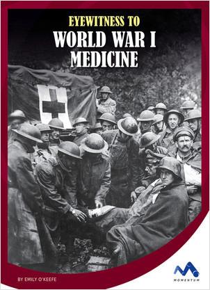 Cover: Eyewitness to World War I