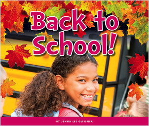 Cover: Back to School!