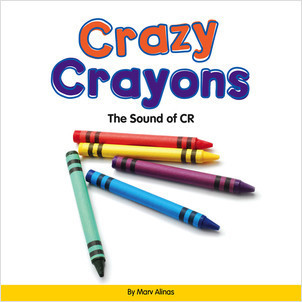 Cover: Crazy Crayons: The Sound of CR