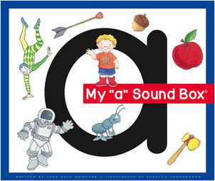 Cover: Jane Belk Moncure's Sound Box Books