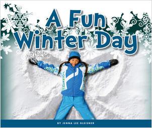 Cover: A Fun Winter Day