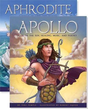 Cover: Greek Gods and Goddesses