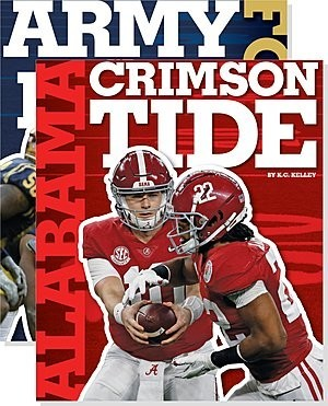 Cover: College Football Teams