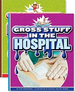 Cover: Gross-Out Books