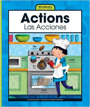 Cover: WordBooks/Libros de Palabras