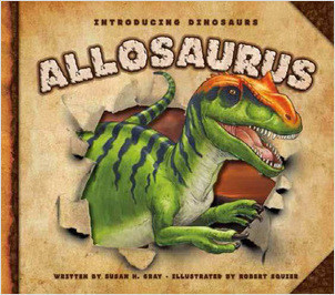 Cover: Introducing Dinosaurs