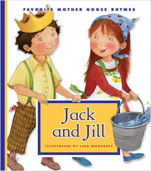 Cover: Jack and Jill