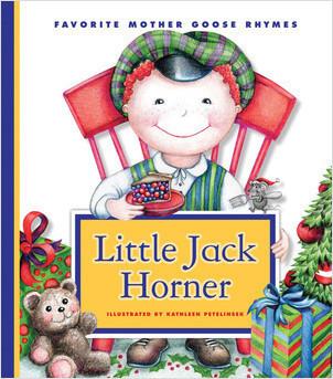 Cover: Little Jack Horner