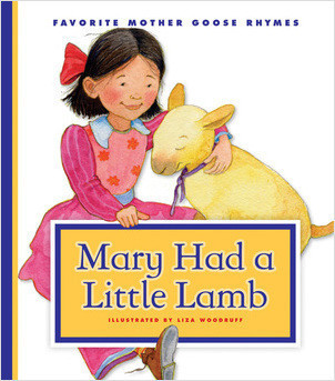 Cover: Mary Had a Little Lamb