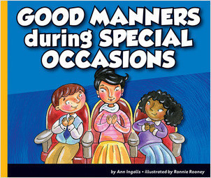 Cover: Good Manners during Special Occasions
