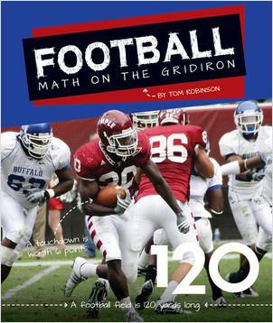 Cover: Football: Math on the Gridiron