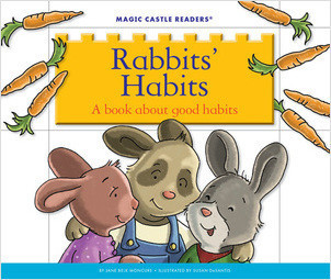 Cover: Rabbits' Habits: A Book about Good Habits