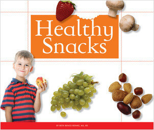 Cover: Healthy Snacks