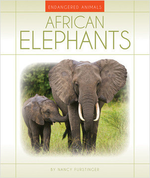 Cover: Endangered Animals