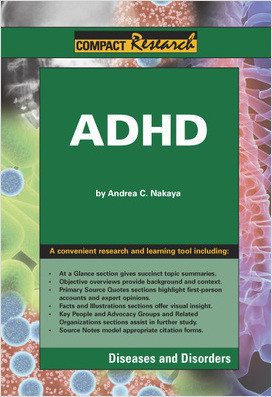 Cover: Compact Research: Diseases and Disorders